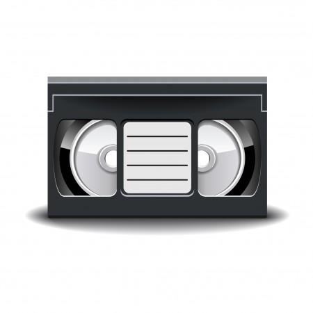 VHS Type C Cassette