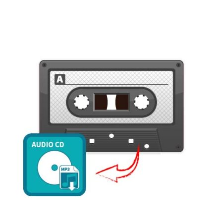 Audio Tape to CD Transfer