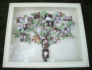 Shadow Boxes by Crafty Sisters