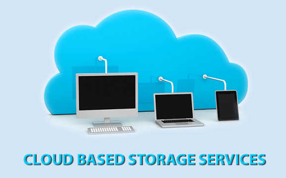 Cloud Based Storage