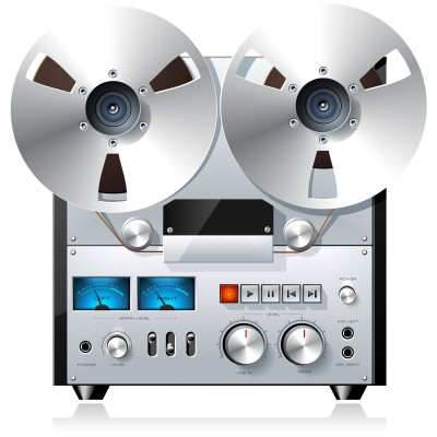 Audio Reel to Reel