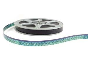 16mm film-reel