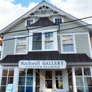 New Canaan Rockwell